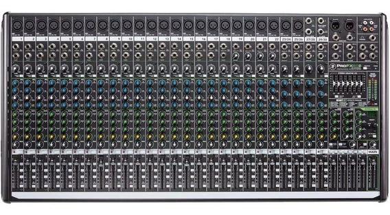 Mesa De Som Mackie Profx30v2 30 Canais Mixer Pro Fx 30 V2