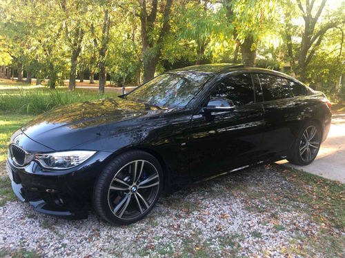 Bmw 440i Grand Coupe 2017