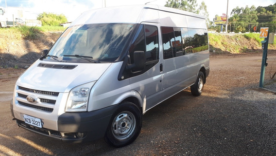 Ford Transit Passageiros Completa