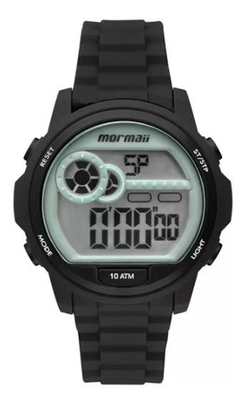 Relógio Feminino Mormaii Luau Mo1462a/8p Preto
