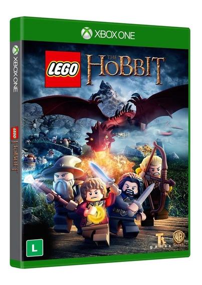 Lego The Hobbit - Xbox One Ed. Exclusiva Brasil Original