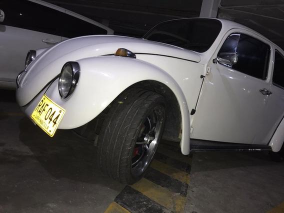 Volkswagen Escarabajo 1.6 Año 1966