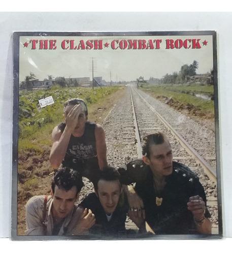 The Clash - Combat Rock  Lp Vinilo