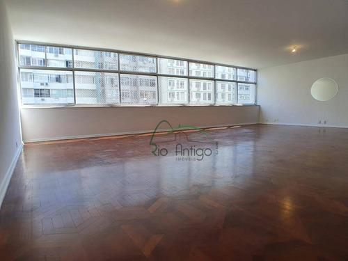 Apartamento - Avenida Oswaldo Cruz - Aluguel - Flamengo - Ap0792