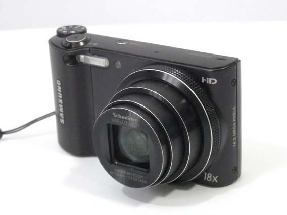 Camera Samsung Digital Wb150f 14mp Barata Promoção +brindes