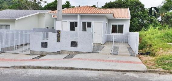 Casa Com 2 Quartos À Venda, 50 M² Por R$ 152.000,00 - 1213