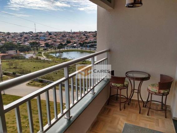 Apartamento Com 2 Dormitórios À Venda, 56 M² Por R$ 269.990,00 - Jardim Santa Clara Do Lago Ii - Hortolândia/sp - Ap7442