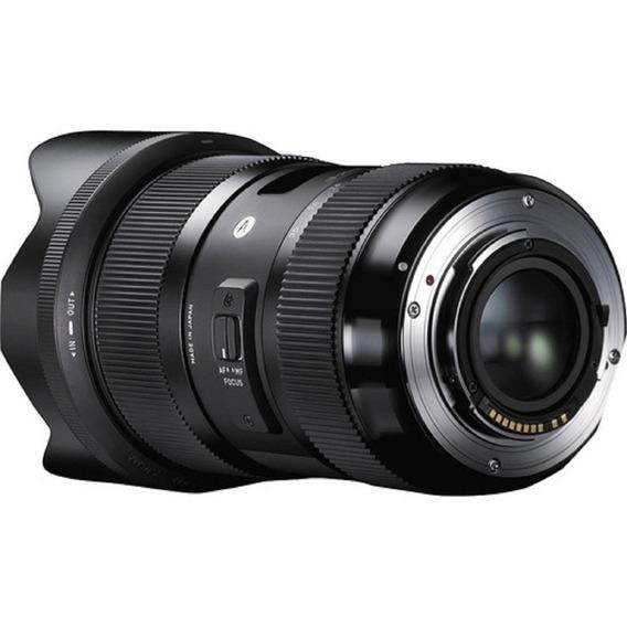 Lente Sigma 18-35mm F/1.8 Dc Hsm Art - Nikon Sem Juros