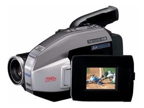 Filmadora Panasonic Palmcorder Pvl-452 Vhs Defeito