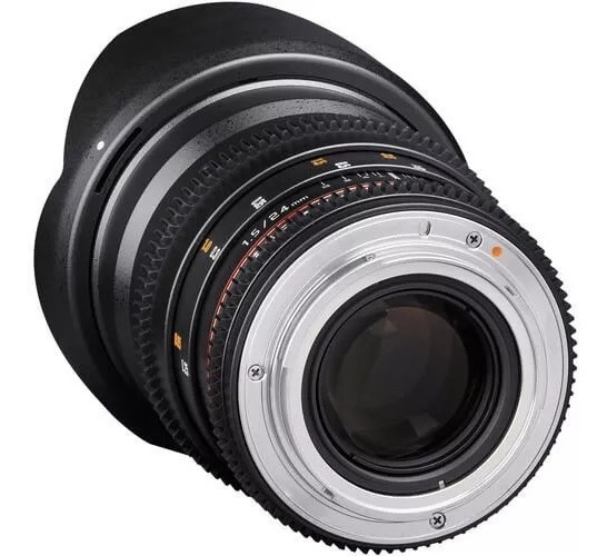 Lente Rokinon 24mm T1.5 Cine Ds P/ Sony Nova