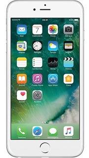 iPhone 6 16gb Prata Tela Retina Hd 4,7 Câmera 8mp - (usado)
