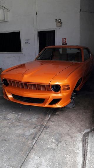 Ford Mustang Restaurado/ Cromado