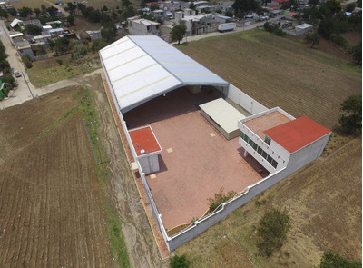 Venta/renta Bodega Cerca De Planta Audi Con Departamento