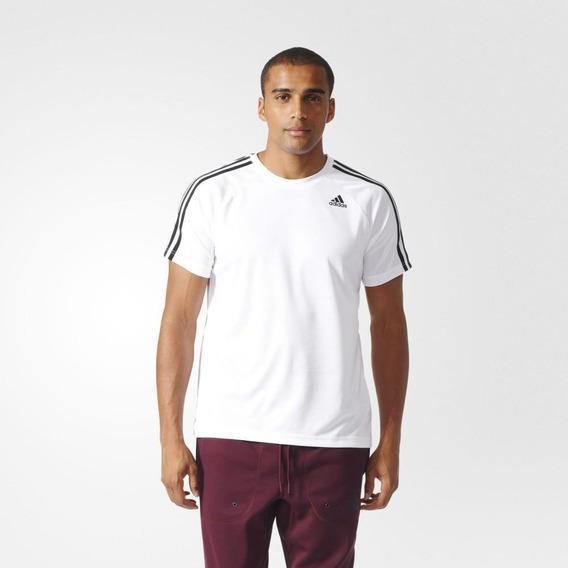 Camiseta adidas Mc D2m 3s Bk0971
