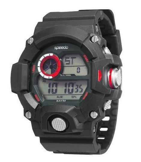 Relógio Masculino Digital Speedo 81091g0egnp1 Frete Grátis!