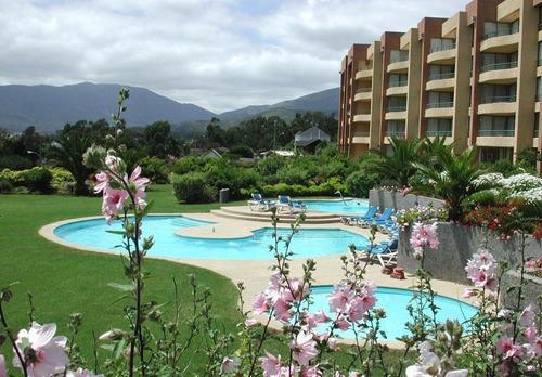 Departamento 3d 2b Papudo, Terraza, Jardin Privado, Amoblado