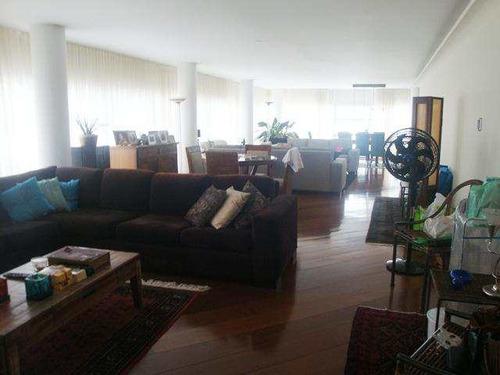 Apartamento 3 Dorms- R$ 1.990.000,00 - 290m² - Código: 8461 - V8461