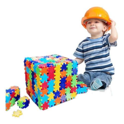 Bloques De Construccion Infantil Cubibloques Palermo Z Norte