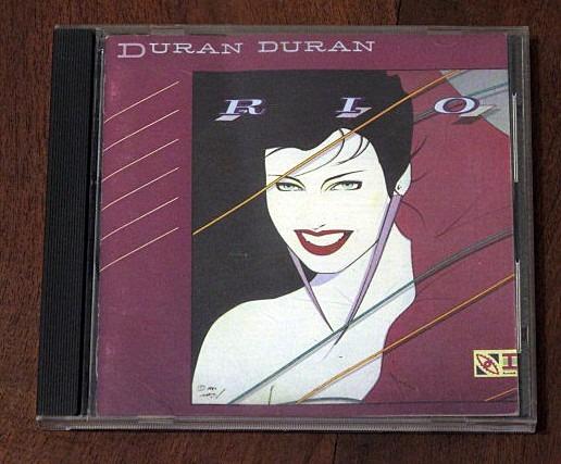 Duran Duran Rio Cd Importado