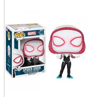 Spider Gwen Funko Pop Original (máscara)