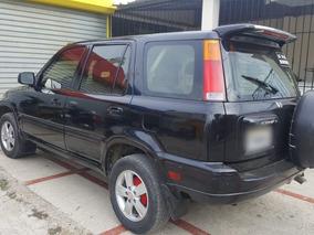 Honda Cr-v 1997 Negro 5 Puertas