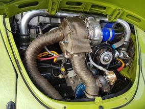 Fusca Turbo Só O Motor Vendo Ou Troco Carro Ou Moto.