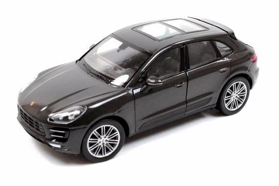 Porsche Macan Turbo 1/24 By Welly
