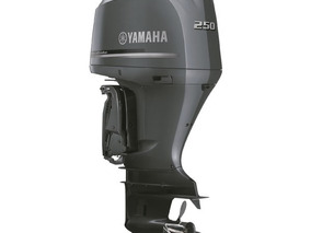 Motor Yamaha Fl 250hp Extra Longa N Mercury Poddium Náutica
