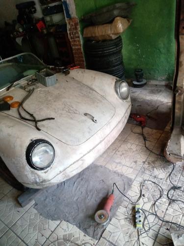 Porsche Vw Spider
