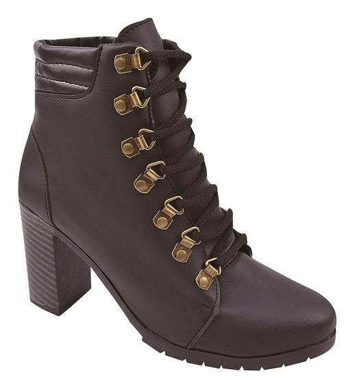 Bota Coturno Sapato Feminino Chiquiteira Chiqui/4096