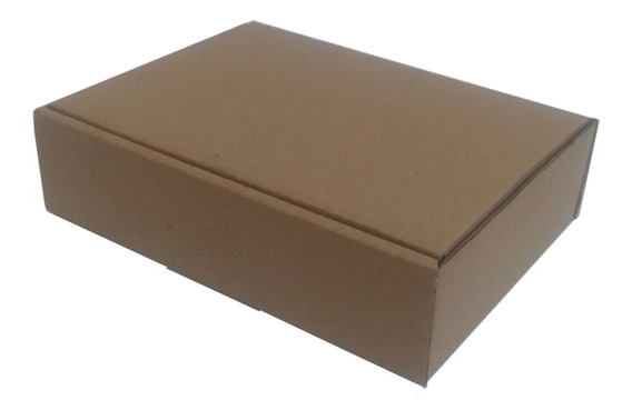 200 Caixas De Papelão 23x17x6 Cm