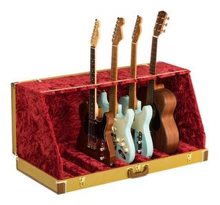 Stand Estuche Fender Para 7 Guitarras Classic Stage Original