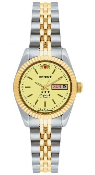 Relógio Orient 559eb3x C1sk Feminino Automático - Refinado