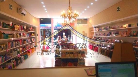 Loja Para Venda Em Bragança Paulista, Centro, 1 Banheiro - G0750