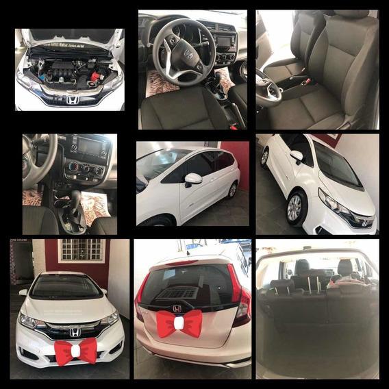 Honda Fit 2019 1.5 Personal Flex Aut. 5p