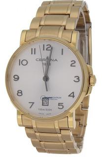 Reloj Certina Ds Caimano C0174103303200 Hombre Agente Of.