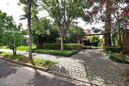 Casa À Venda Com 547m² Por R$ 2.300.000,00 No Bairro Jardim Social - Curitiba / Pr - C 165