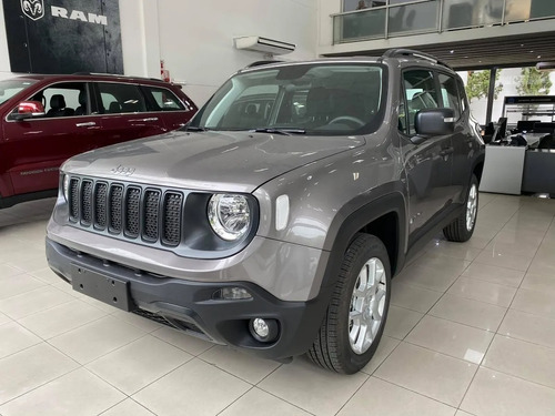 Jeep Renegade Sport 1.8  At6 Con Patentamiento Incl.2021 #13
