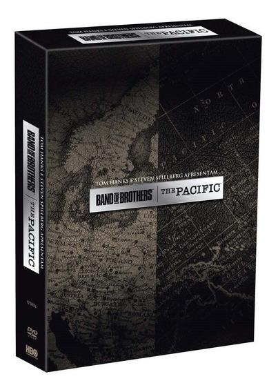 Box Dvd Band Of Brothers + The Pacific * Lacrado