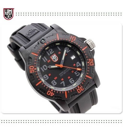 Relógio Luminox Mod.8815 Navy Seal 20th Aniversary Original