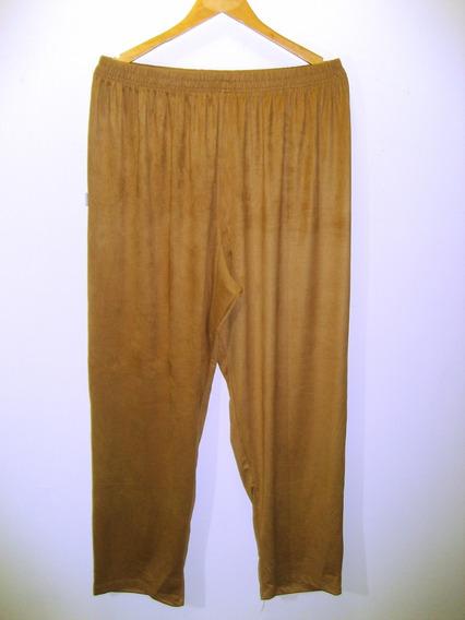 Pantalones De Gamuza Talles Grandes Especiales