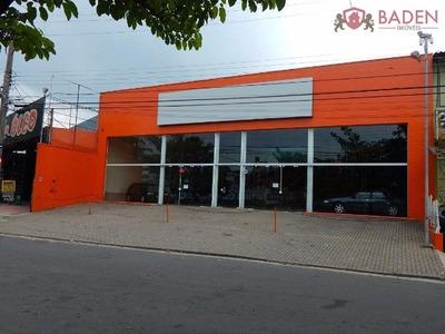 Barracao Comercial Em Campinas - Sp, Jardim Novo Campos Elíseos - Ba00031