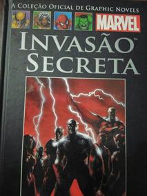 Invasão Secreta (coleção Salvat Nº 59)