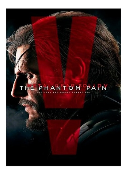 Metal Gear Solid V: The Phantom Pain Steam Key