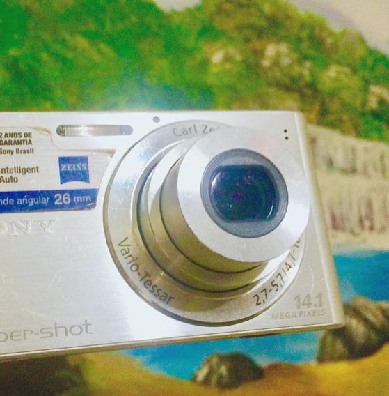 Câmera Sony Cyber-shot Dsc-w320/w330