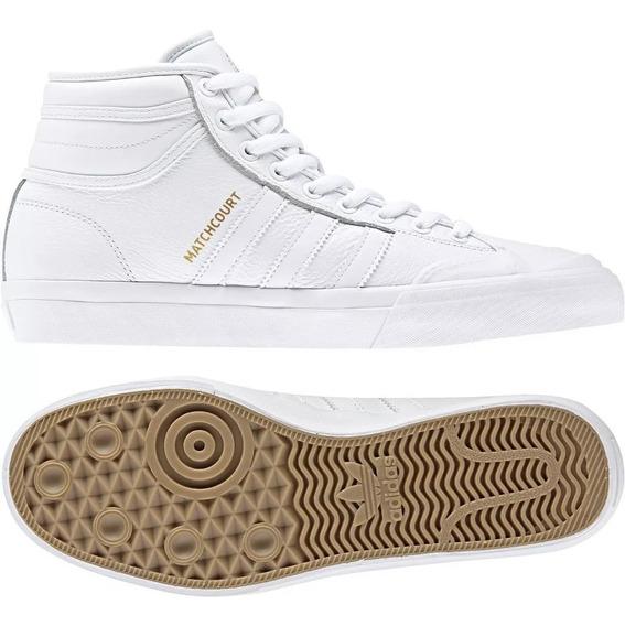 Zapatillas adidas Botitas Matchcourt High Rx2 37,5 Arg Impor