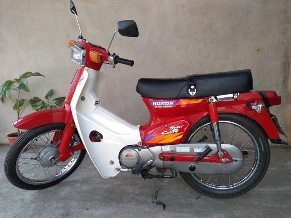 Honda Econopower C90 1998