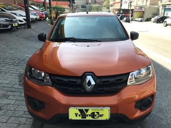 Renault Kwid Zen 1.0 12v, Fkw0554