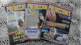 Revista Predicciones (varios Números)