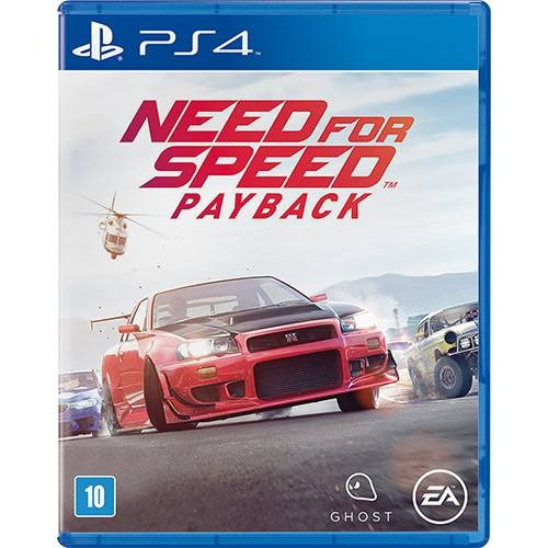 Need For Speed Payback | Ps4 1 | Promoção